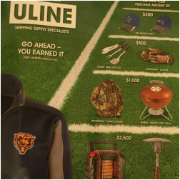 Uline Products catalog