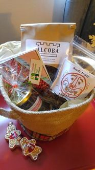Seedy Nutty Holiday Gift Basket